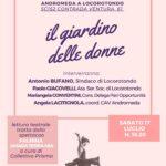 Il Giardino delle Donne: il 17 luglio a Locorotondo la presentazione del progetto