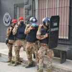 Sistema Paese. A Martina Franca esercitazione congiunta Aeronautica Militare-Carabinieri