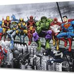 Supereroi Marvel al SS. Annunziata. Stasera sorpresa per i piccoli pazienti di Pediatria e Oncoematologia