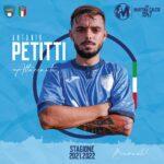 Primo colpo di mercato: Antonio Petitti è un nuovo giocatore del Martina
