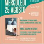 Re-Generaction: libri e arte a Villa Carmine. Si parte il 25 agosto