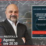 """Luciano Rezzolla presenta a Locorotondo""""L'irresistibile attrazione della gravità"""""""