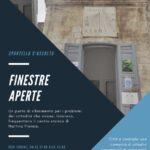 """""""Finestre aperte"""". Uno sportello d'ascolto per il centro storico di Martina Franca"""
