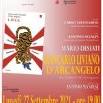 """""""L.O.V.E."""" di Liviano D'Arcangelo presentato da Mario Desiati"""