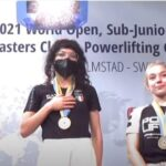 Cosmiana Montanaro campionessa del mondo di powerlitfting. I complimenti dell'assessore Schiavone