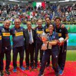 La locorotondese Annalisa Pinto vince la medaglia d'oro ai Mondiali under 21 di pallavolo